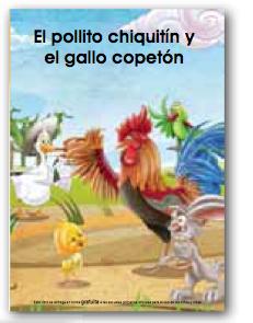 El pollito chiquitín y el gallo copetón - carátula.png