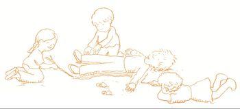 Niños trazan cuerpo.jpg