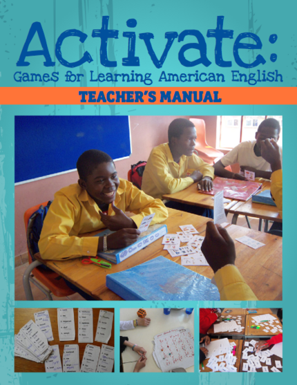 Activate - Games for Learning American English - carátula.png
