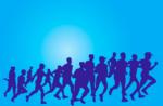 Grupo de corredores en azul.png