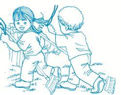Niño y niña con escobas.jpg