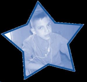 Niño marco de estrella.png