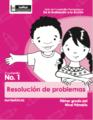 Resolución de problemas - Primer grado - carátula.png