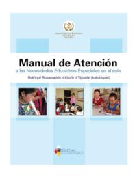 Manual de Atención a las Necesidades Educativas Especiales en el aula - carátula.png