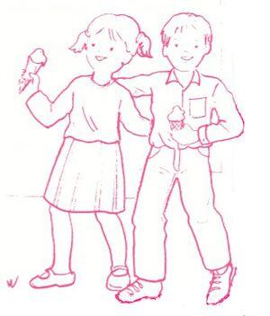 Niño y niña con helado.jpg