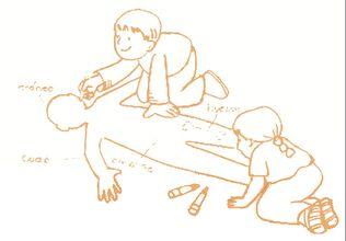 Niños rotulan cuerpo.jpg