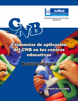 Evidencias de aplicación del CNB - carátula.png