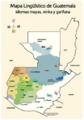 Mapa lingüístico de Guatemala.png