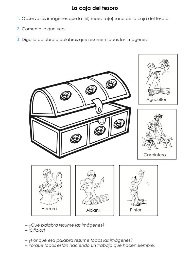 La caja del tesoro - CNB